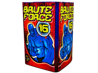 BRUTE FORCE 16 RAN