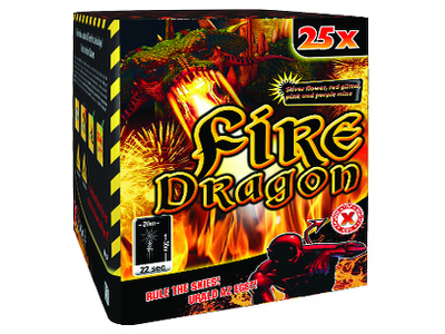 DRAGON FIRE 25 RAN