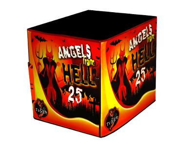 ANGELS FROM HELL 25 RAN