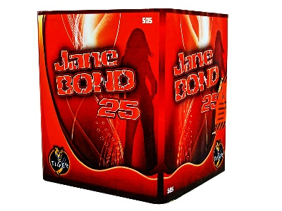 JANE BOND 25 RAN