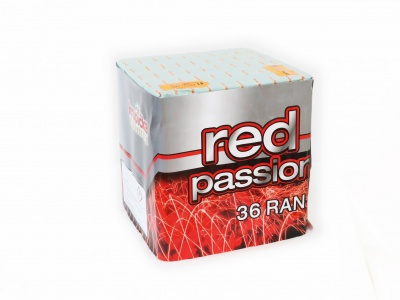 Red Passion 36 ran