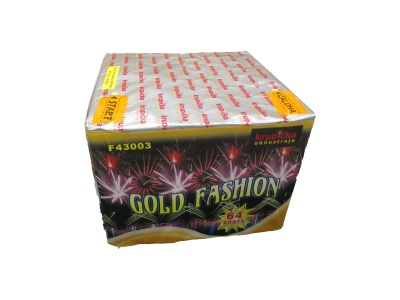 Gold fashion 64 ran