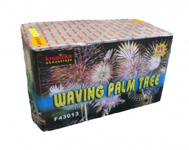 Waving Palm Tree 96ran