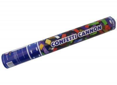 Konfety CANNON 80cm metal mix