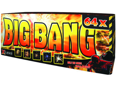 BIG BANG 64 RAN