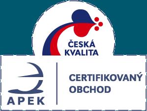 Certifikovaný eshop APEK